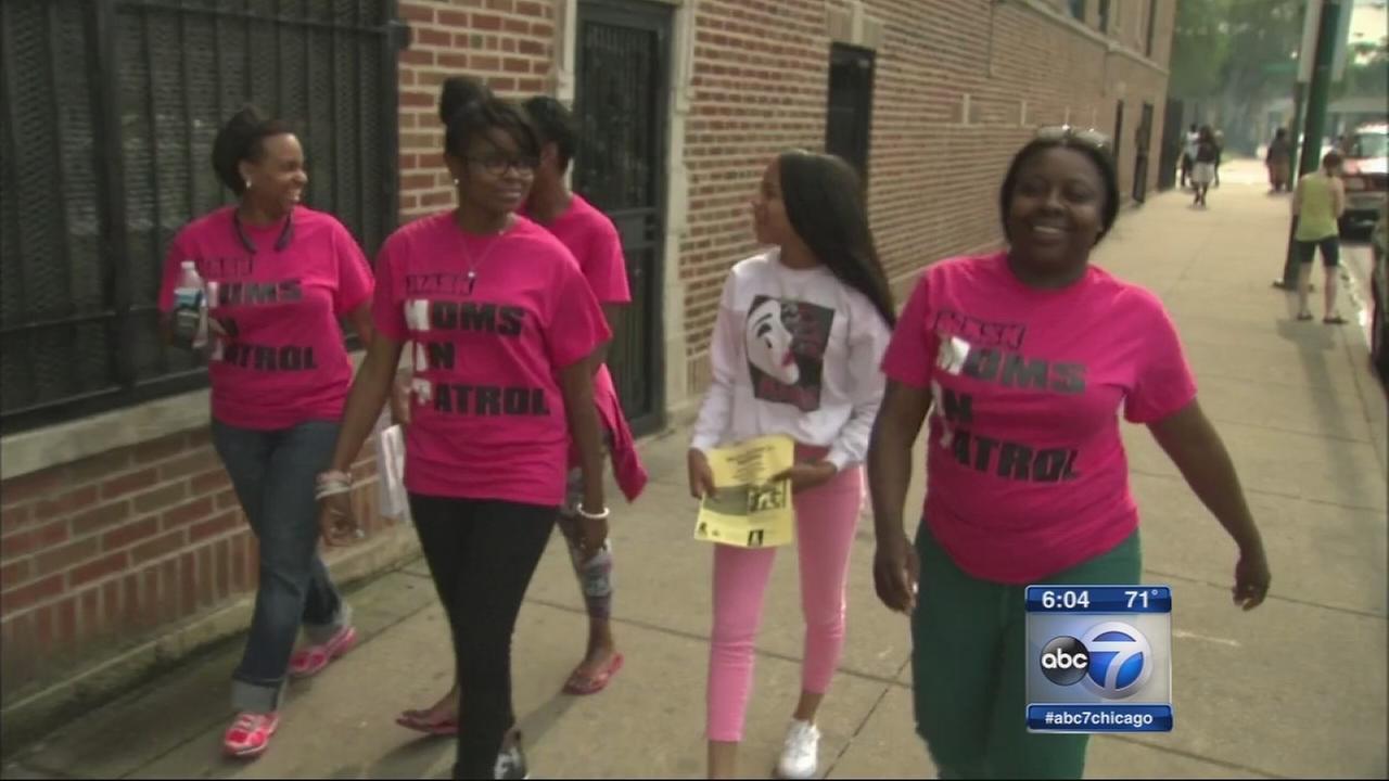 Englewood moms organize to protect neighborhood