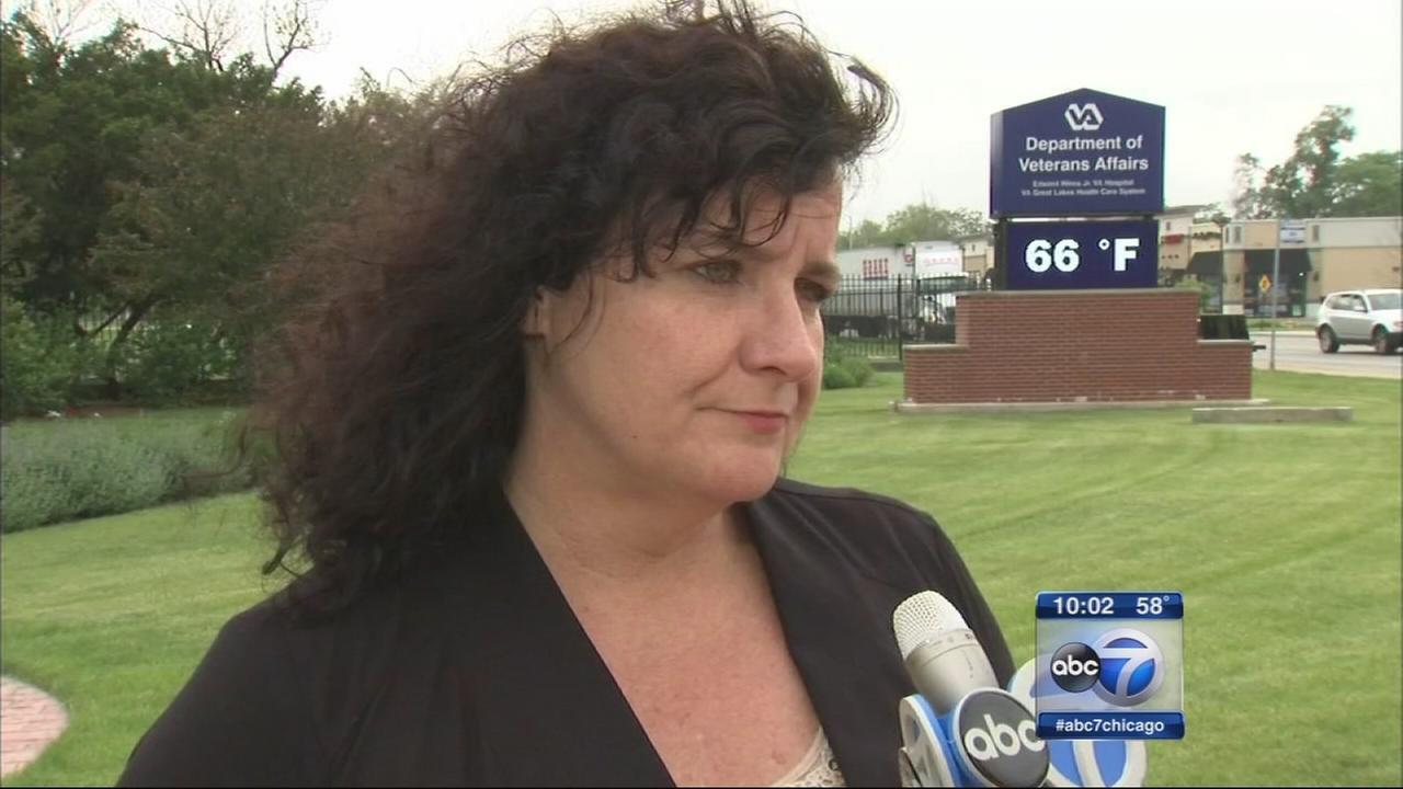 Whistleblower discusses VA hospital allegations