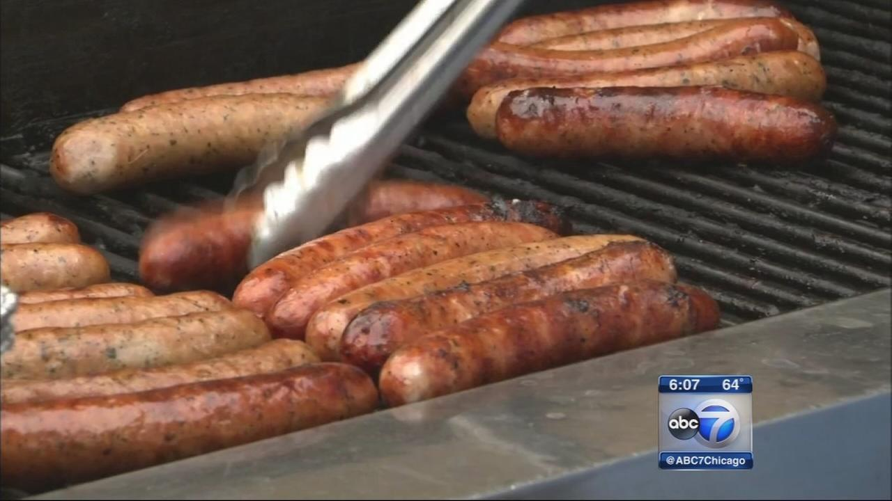 Taste of Chicago kicks off in Grant Park