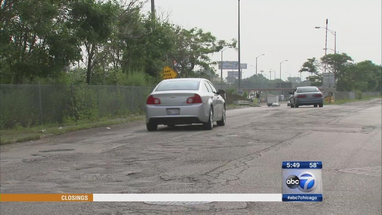 7 on the Streets: Lexington Street potholes