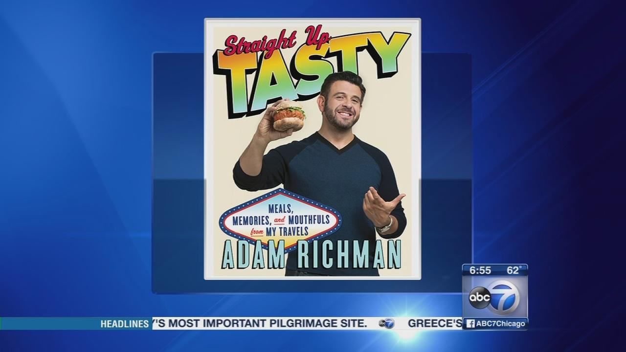 Adam Richman Dares to Pair at Taste of Chicago