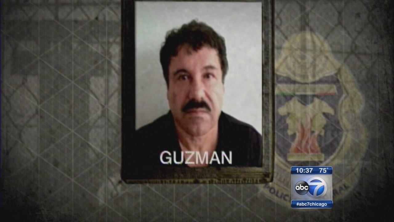 El Chapo Guzman, Mexican drug lord, escapes from prison again