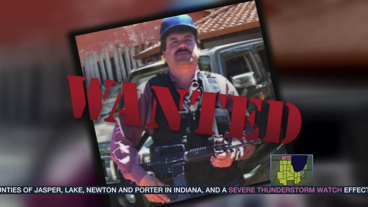 El Chapo on the loose after jailbreak