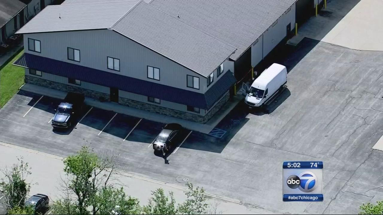 Workplace shooting in St. John Indiana