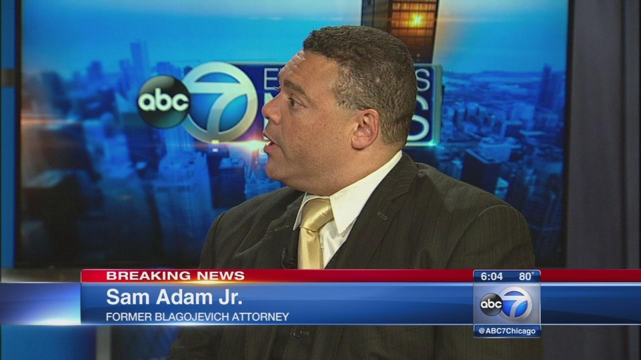 Ex- Blagojevich attorney speaks