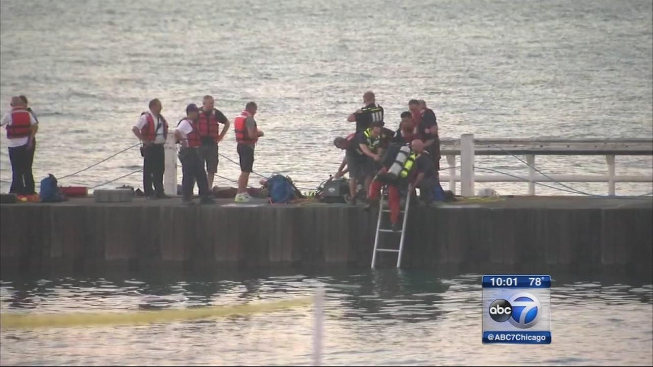 Teen pulled from Lake Michigan dies