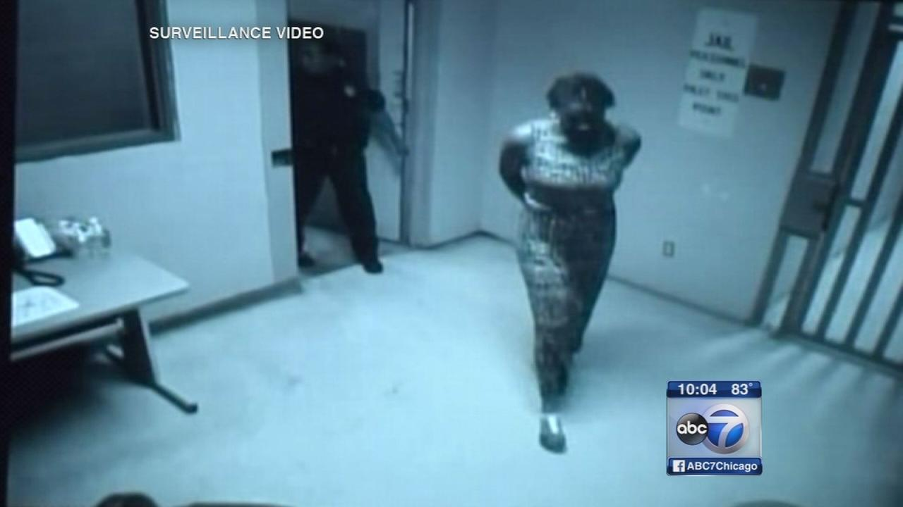 Jail releases more Sandra Bland footage