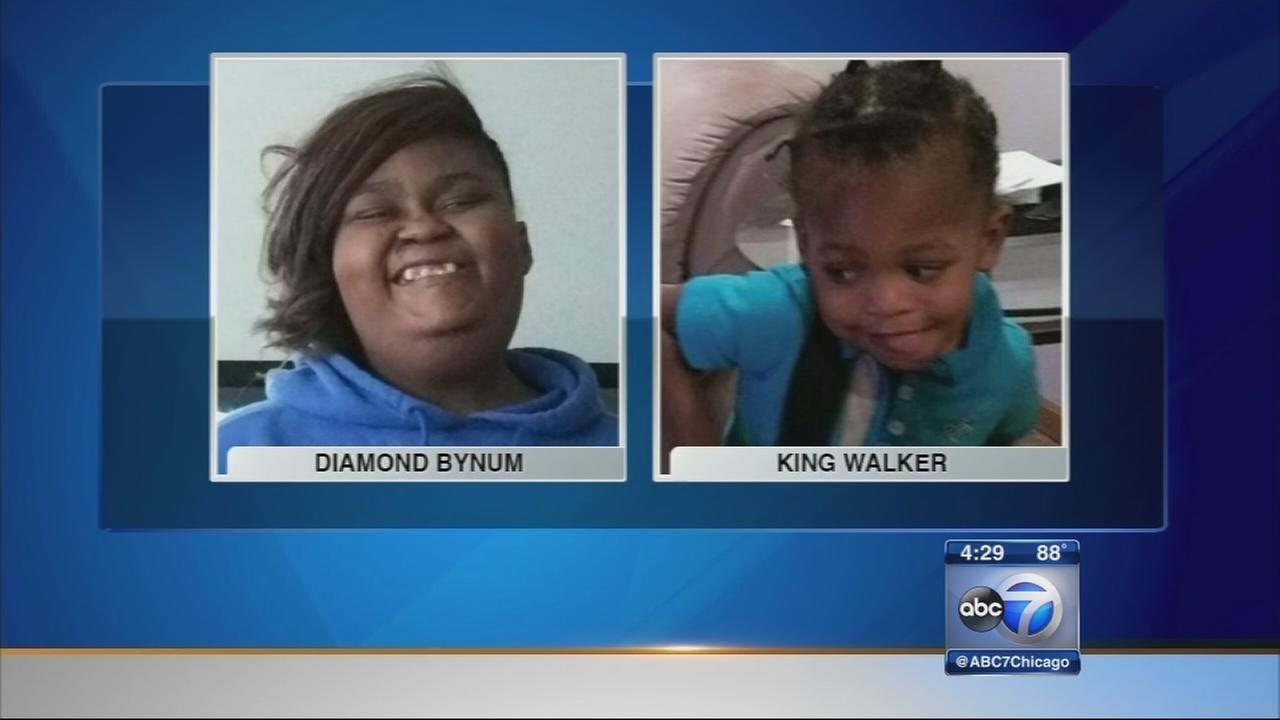 Search underway for missing woman and nephew