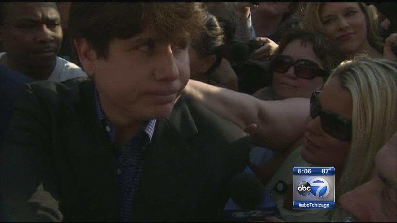 Blagojevich wants full appeals court rehearing