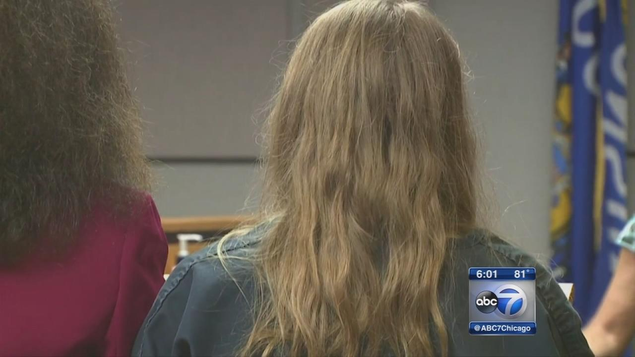 Girls, 12, appear in court after allegedly stabbing friend