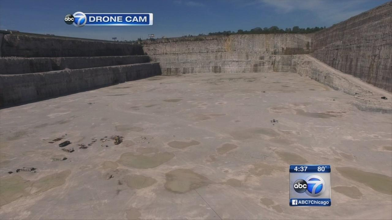 Quarry to help South Side flooding