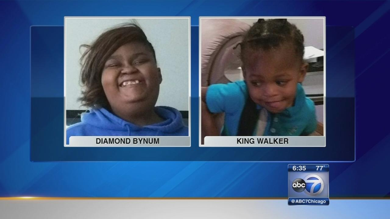 Search continues for missing Gary woman, 2-year-old nephew