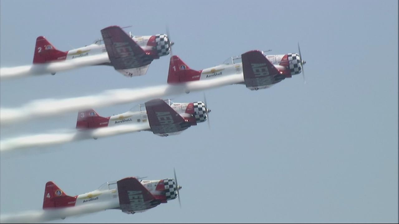 abc7 presents the chicago air and water show
