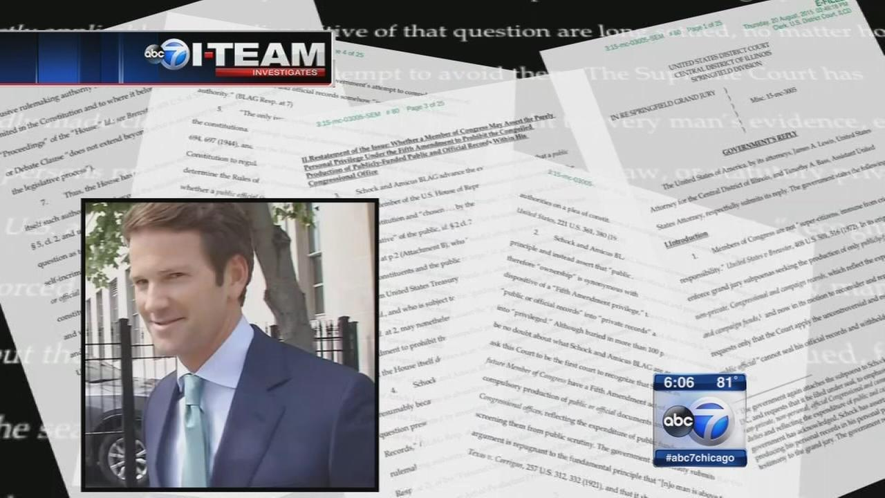 Schock claims government dirty tricks