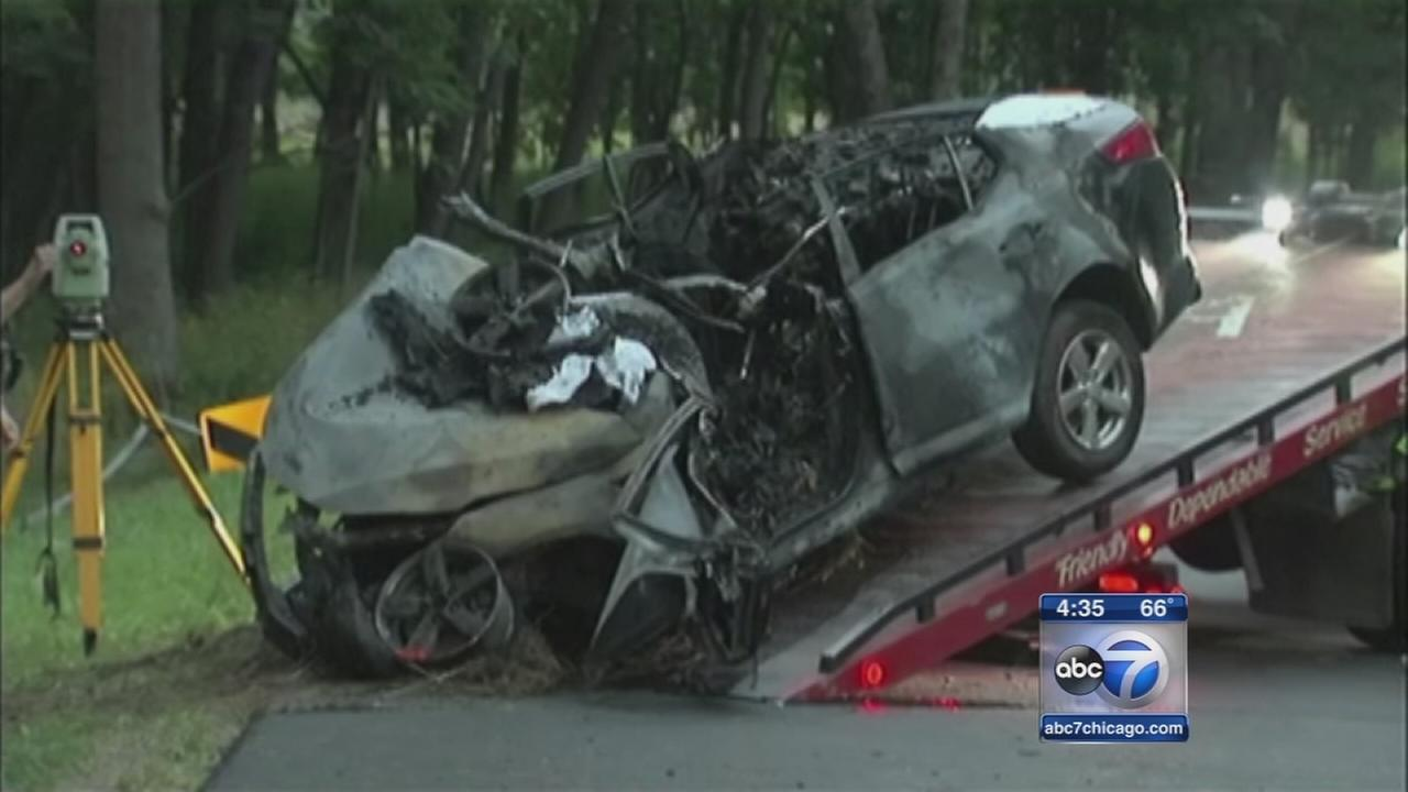 Officials working to identify Ingleside crash victims