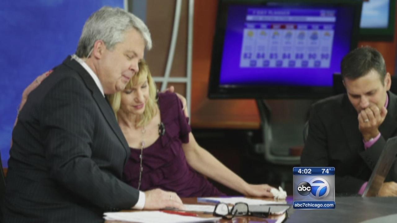 Community remembers TV news crew