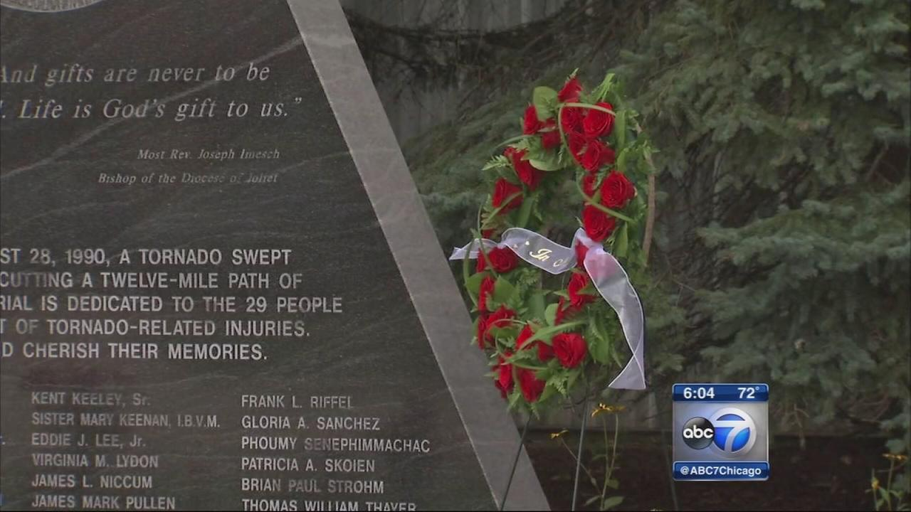 Residents remember victims of deadly tornado