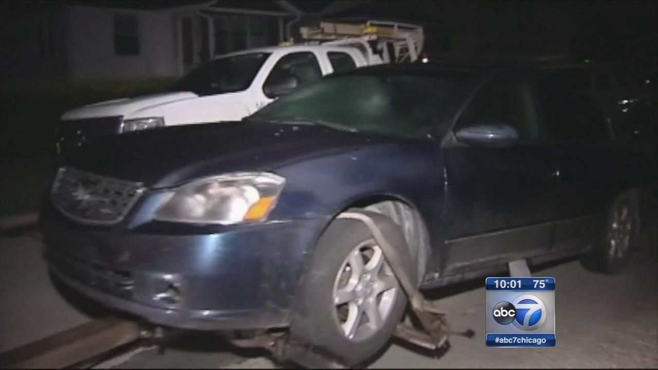 Investigators comb Willowbrook attack car