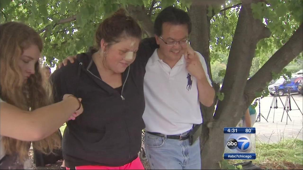 Willowbrook attack victim speaks out
