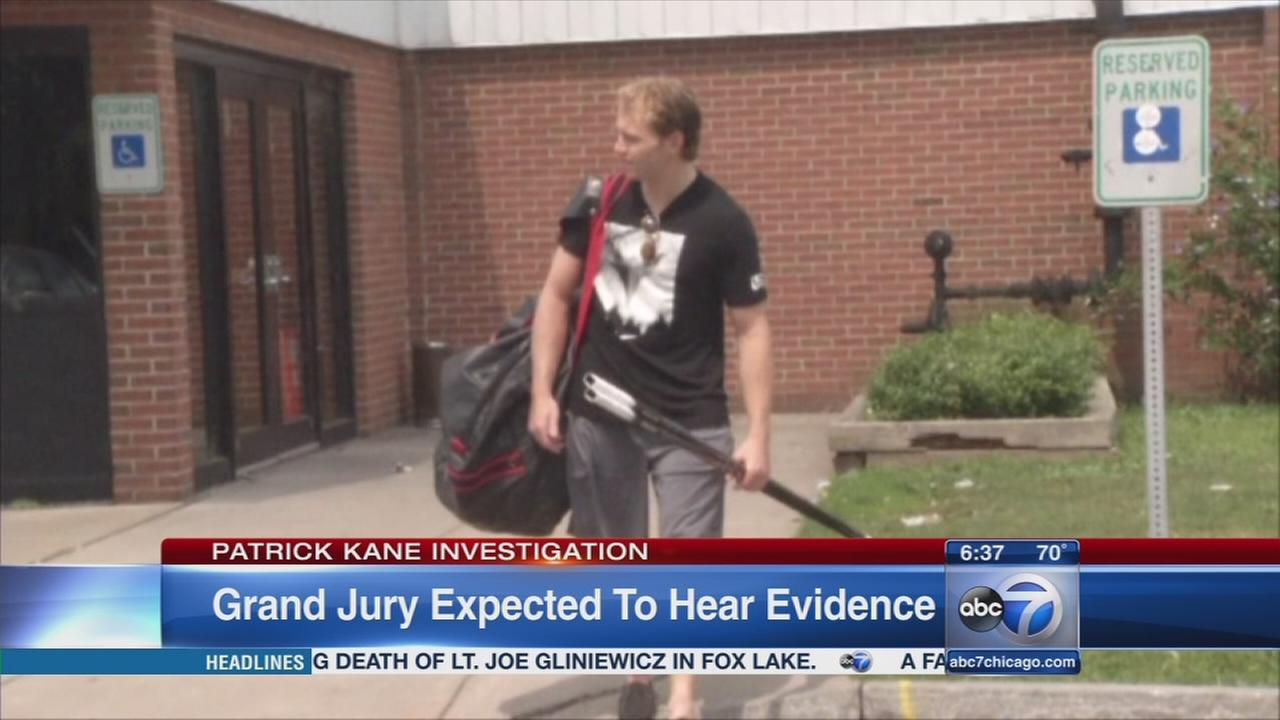 Kane sex assault case could go to grand jury