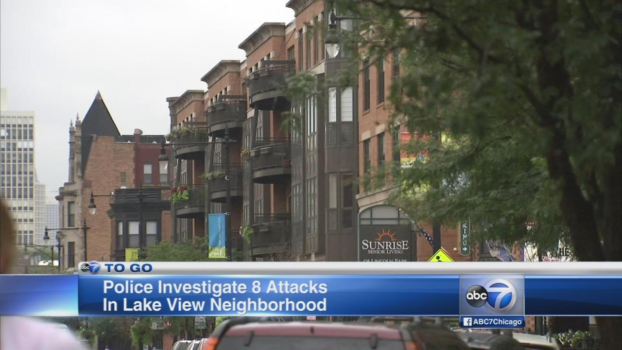 Lakeview robberies, attacks investigated