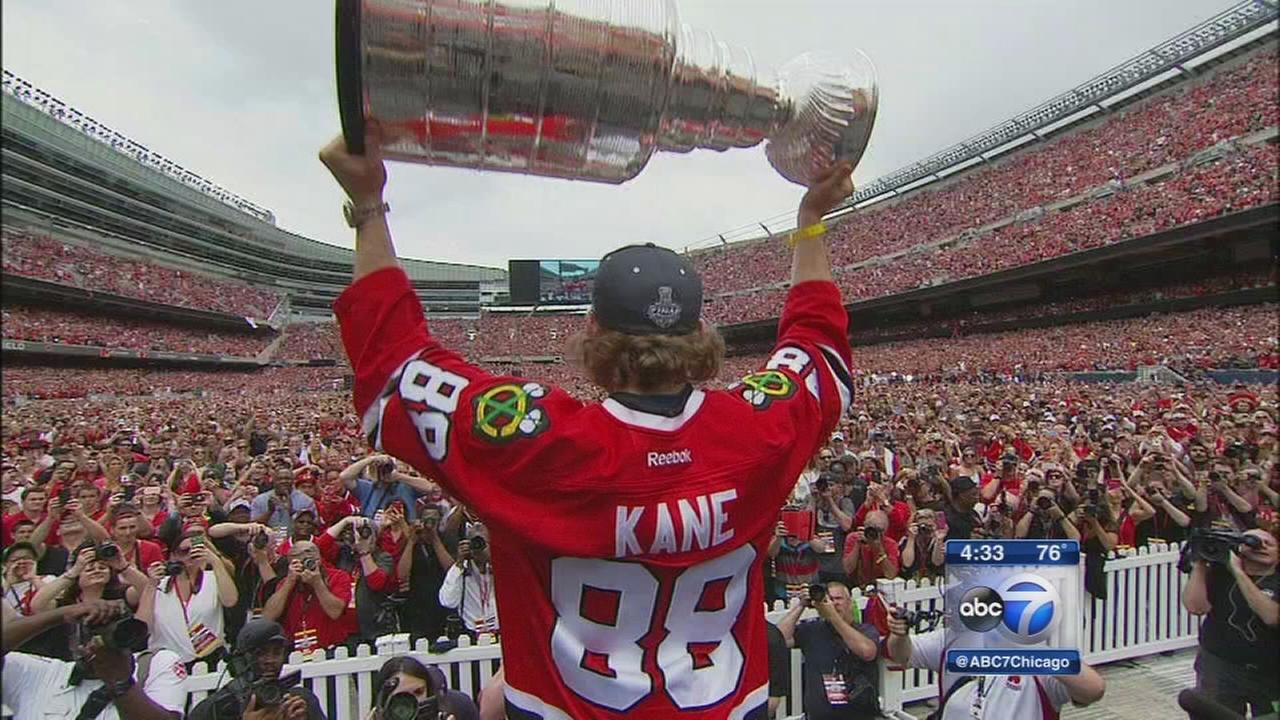 Patrick Kane's future on ice as NHL season approaches