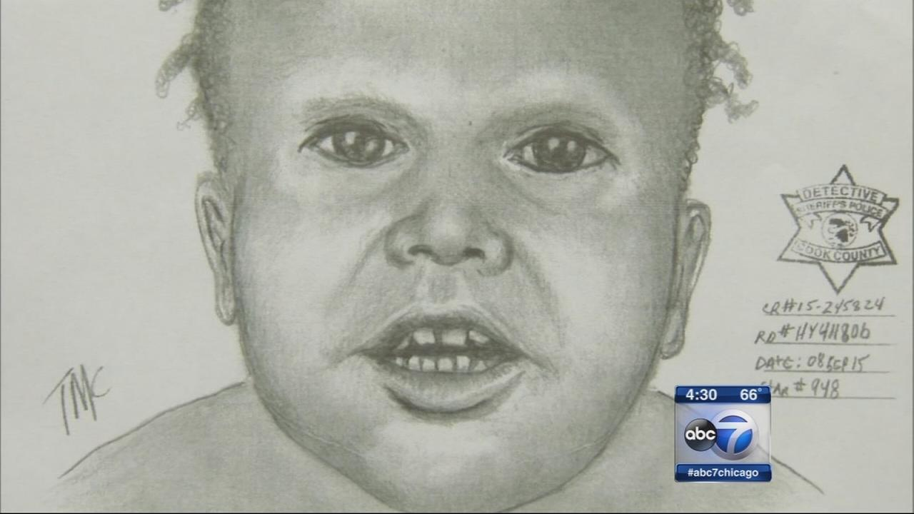 Sketch of toddler released