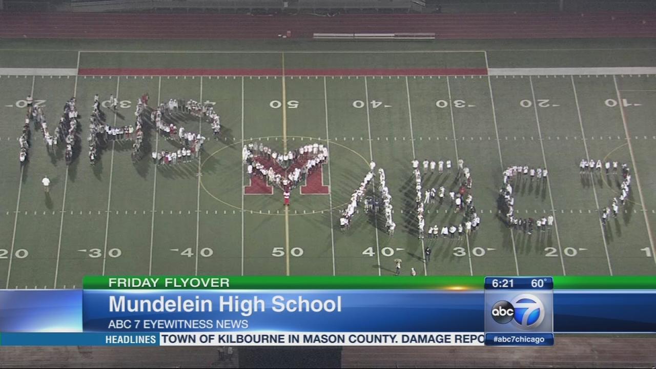 Friday Flyover: Mundelein High School