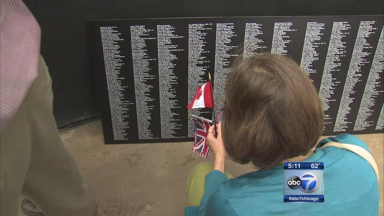 9-11 memorial in Wauconda