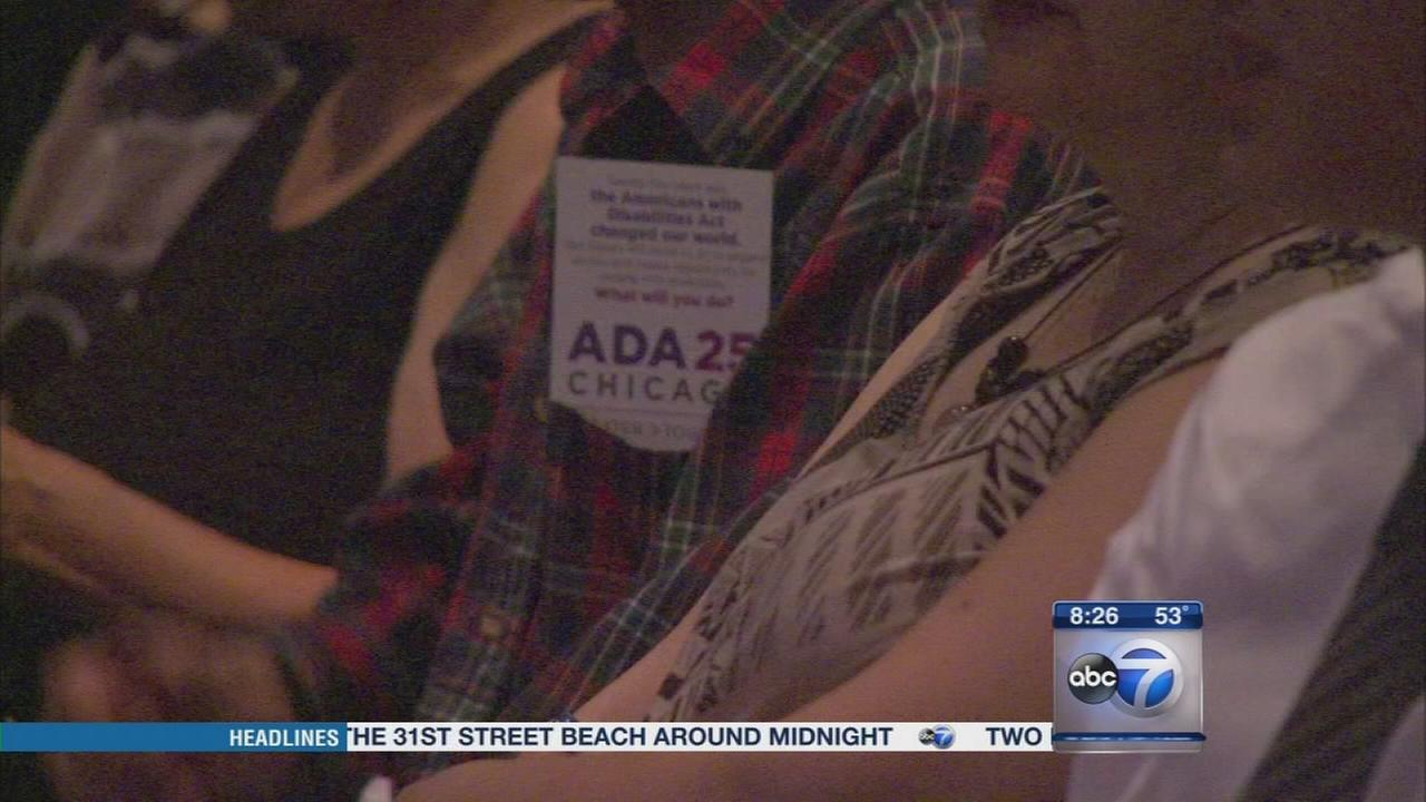 ADA also applies to those with HIV-AIDS