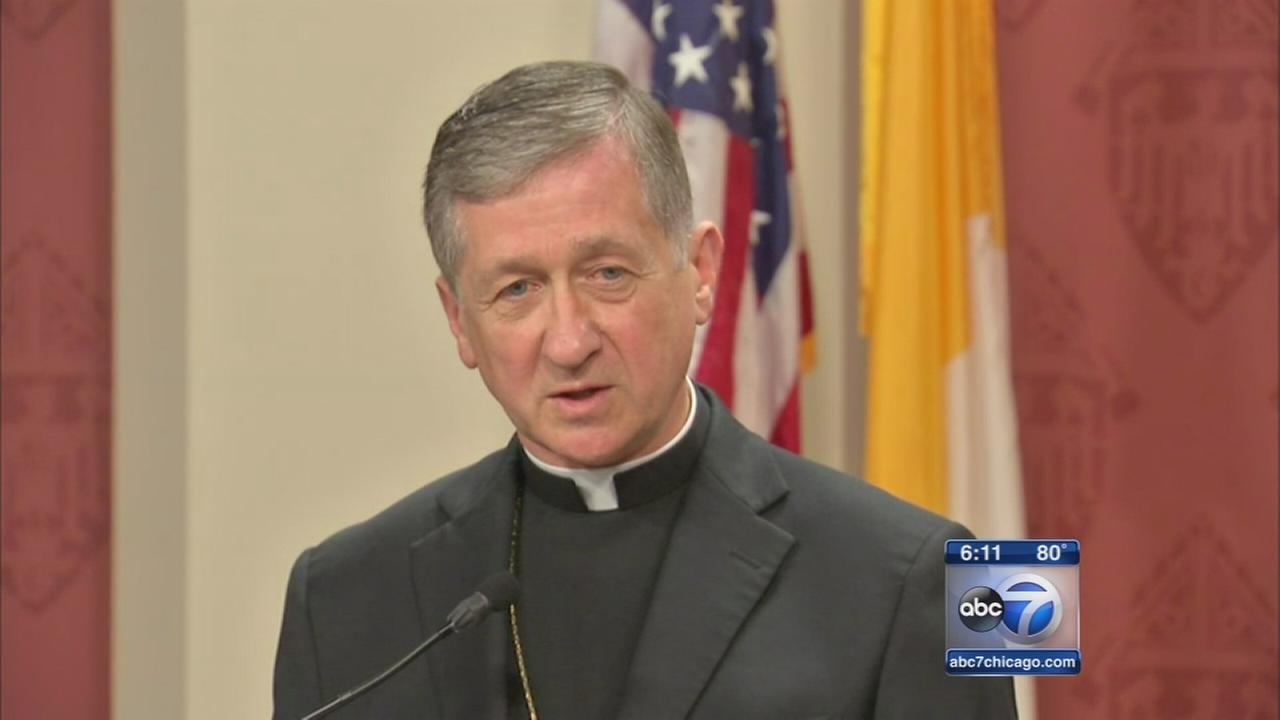 Archbishop Cupich previews Pope Francis visit