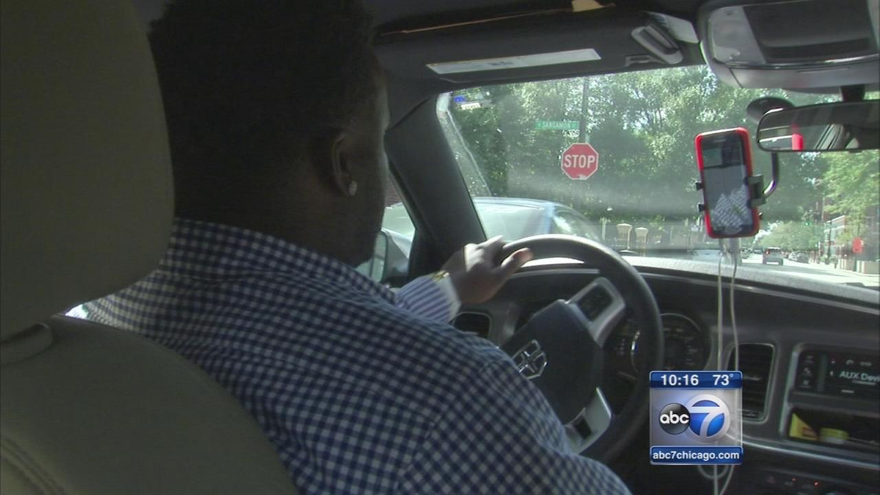 Uber drivers say theyre still targeted by North Chicago police