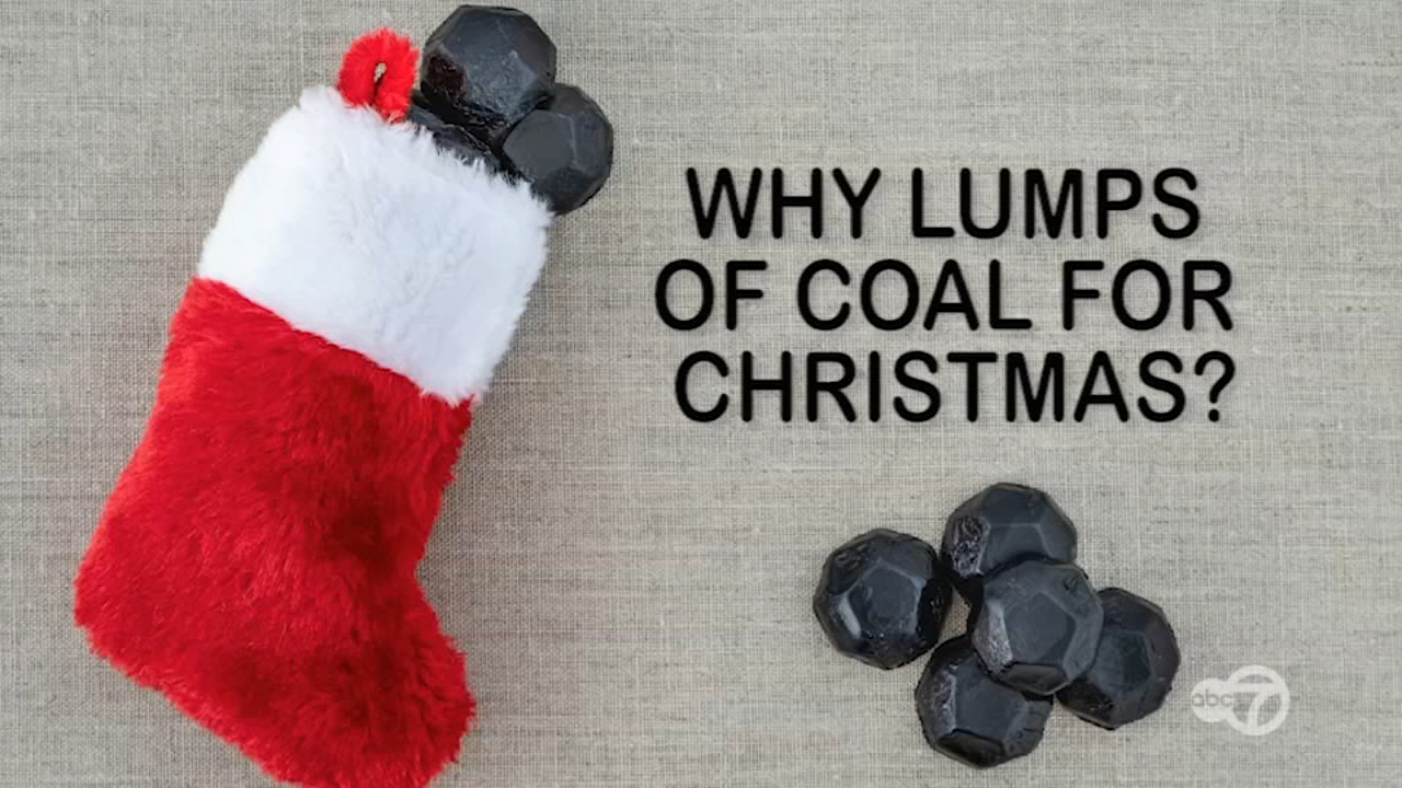 Have you ever wondered how the tradition of leaving lumps of coal in Christmas stockings began?