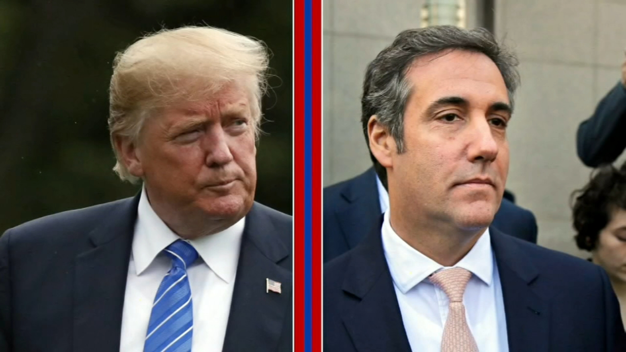 Michael Cohen, President Donald Trumps former personal lawyer and fixer, pleaded guilty Tuesday to campaign-finance violations and other charges.