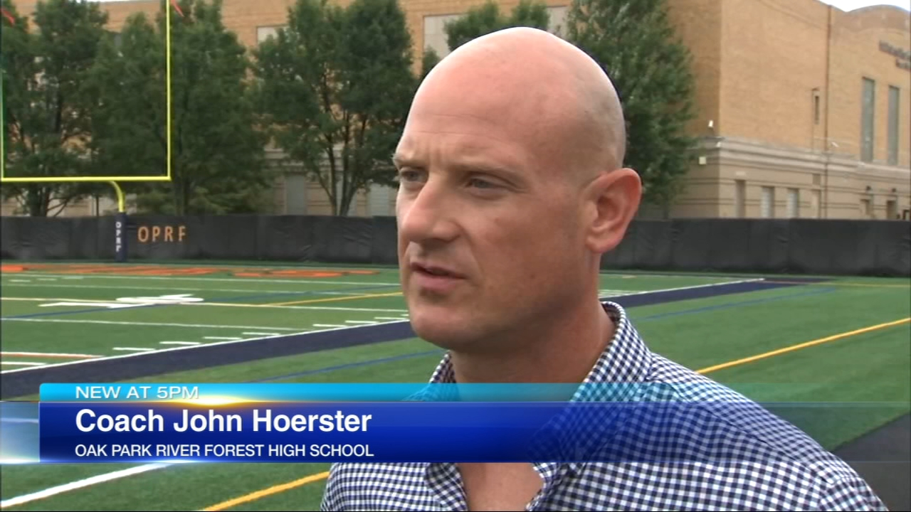 The start of the high school football season this weekend will have a special meaning for one coach, thanks to his extraordinary recovery.