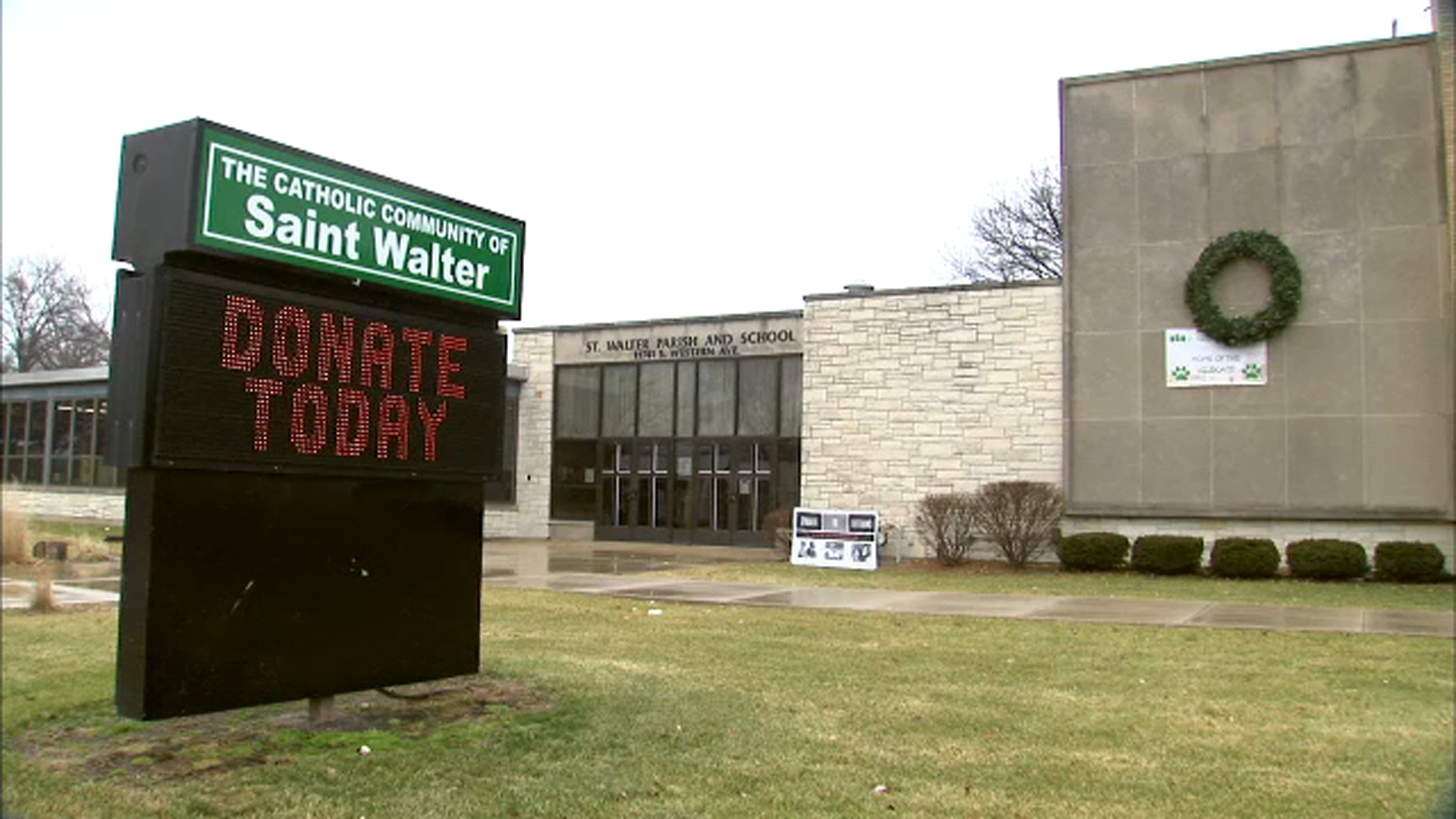 Thanks to generous contributions, St. Walter Elementary School on Chicagos South Side will stay open.