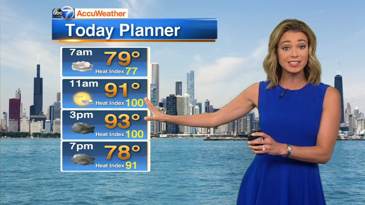 Watch the latest 7-day outlook from the AccuWeather Team.