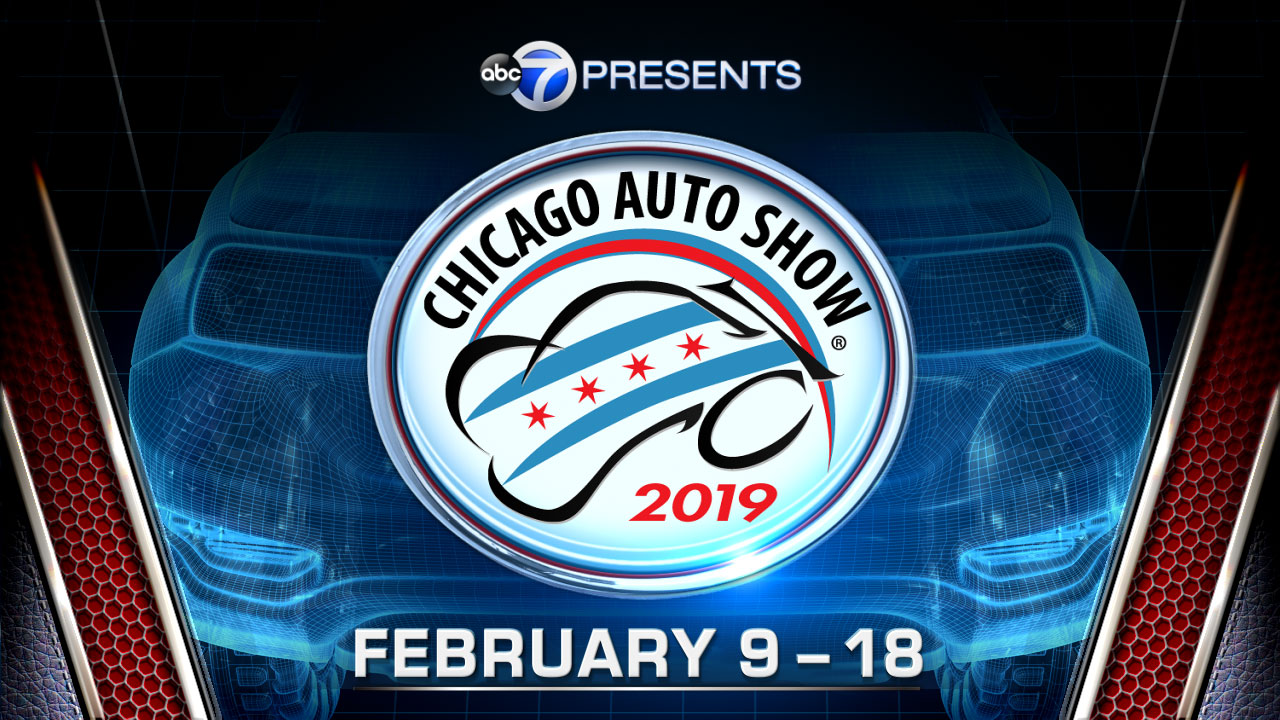 Chicago Auto Show 2019 at McCormick Place, Feb. 9-18