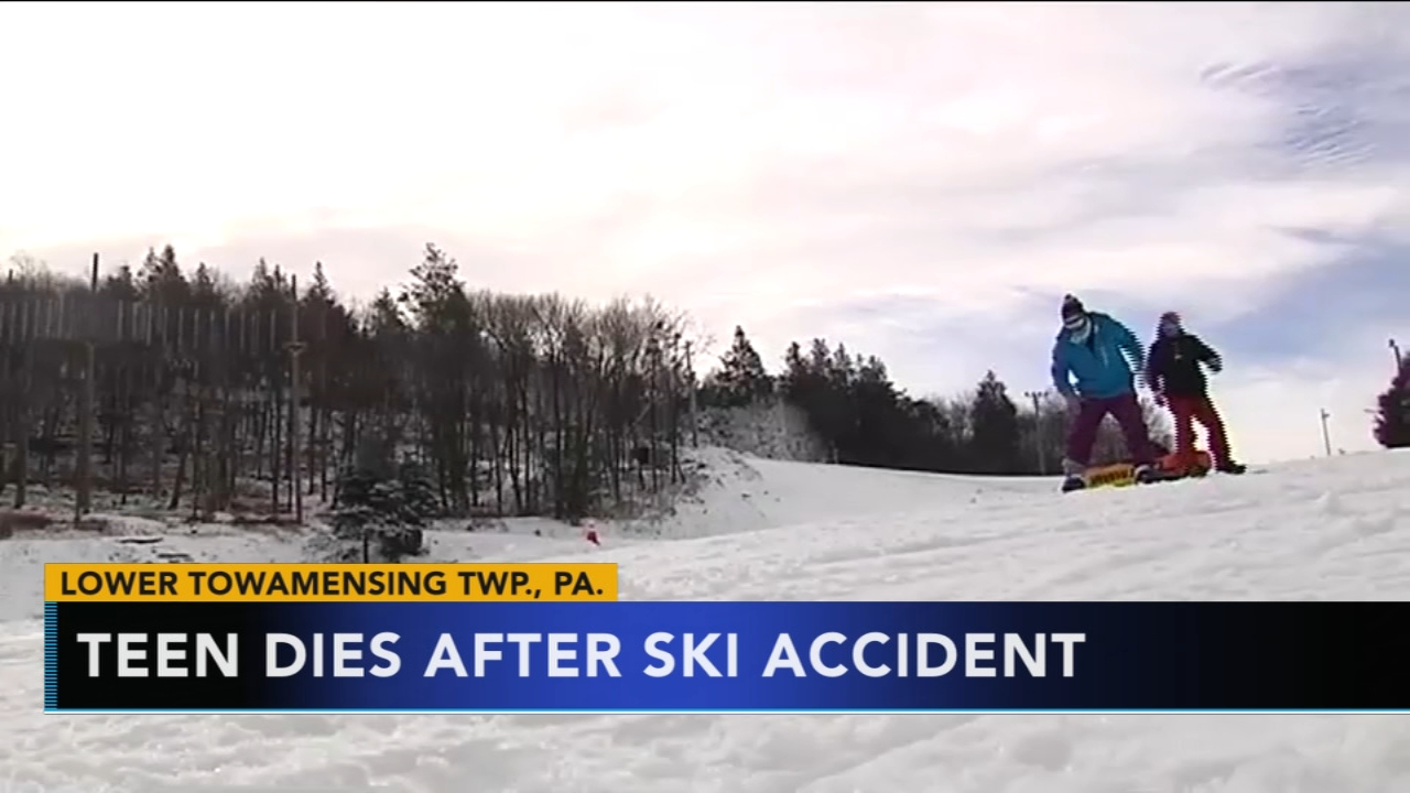 Teen dies after ski accident: as seen on Action News at 10 p.m., January 1, 2019