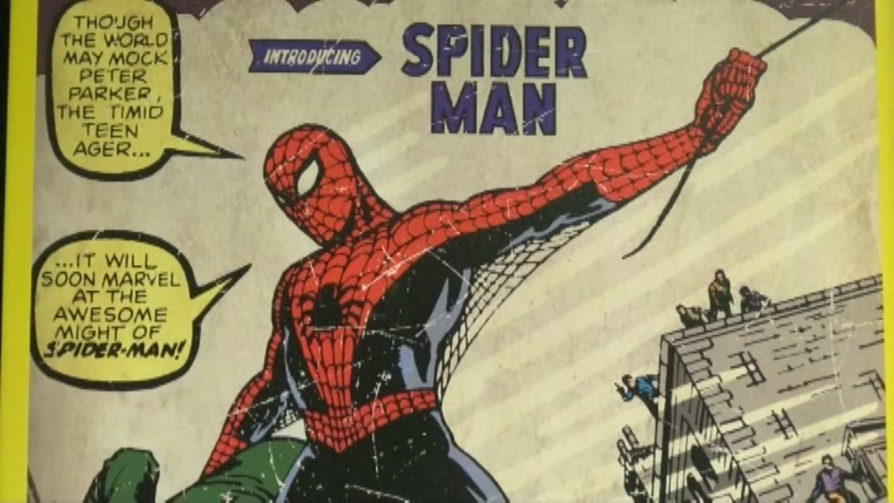 Thieves steal $100,000 worth of comic books from storage unit. Watch this report from Action News Mornings on January 1, 2019.