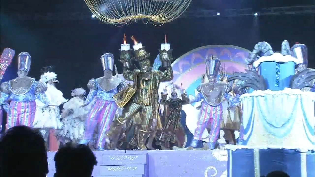 2019 Mummers Parade: Bob Brooks reports on Action News at 10 p.m., January 1, 2018