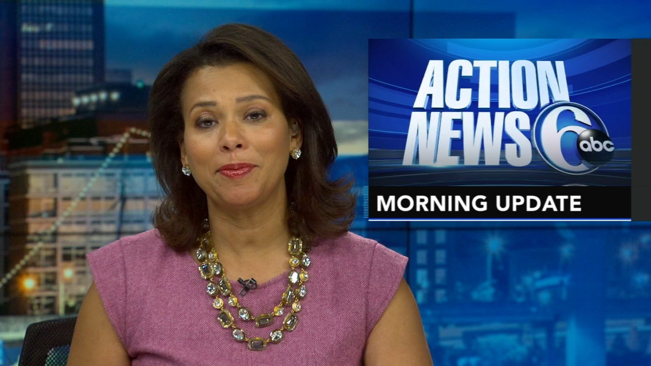 Tamala Edwards reports, and meteorologist David Murphy has the latest from AccuWeather, during the Action News Morning Update on January 2, 2019.