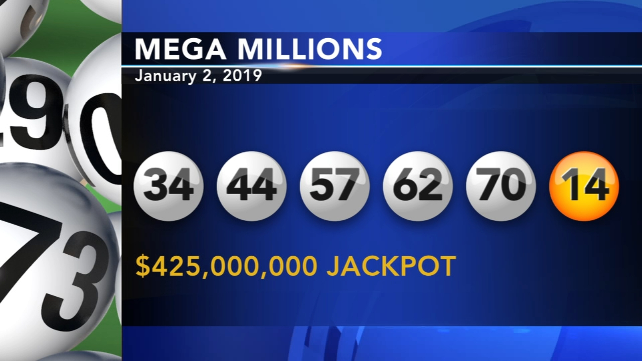 Winning $425 million Mega Millions tickets sold in NY. Matt ODonnell reports during Action News Mornings on January 2, 2019.