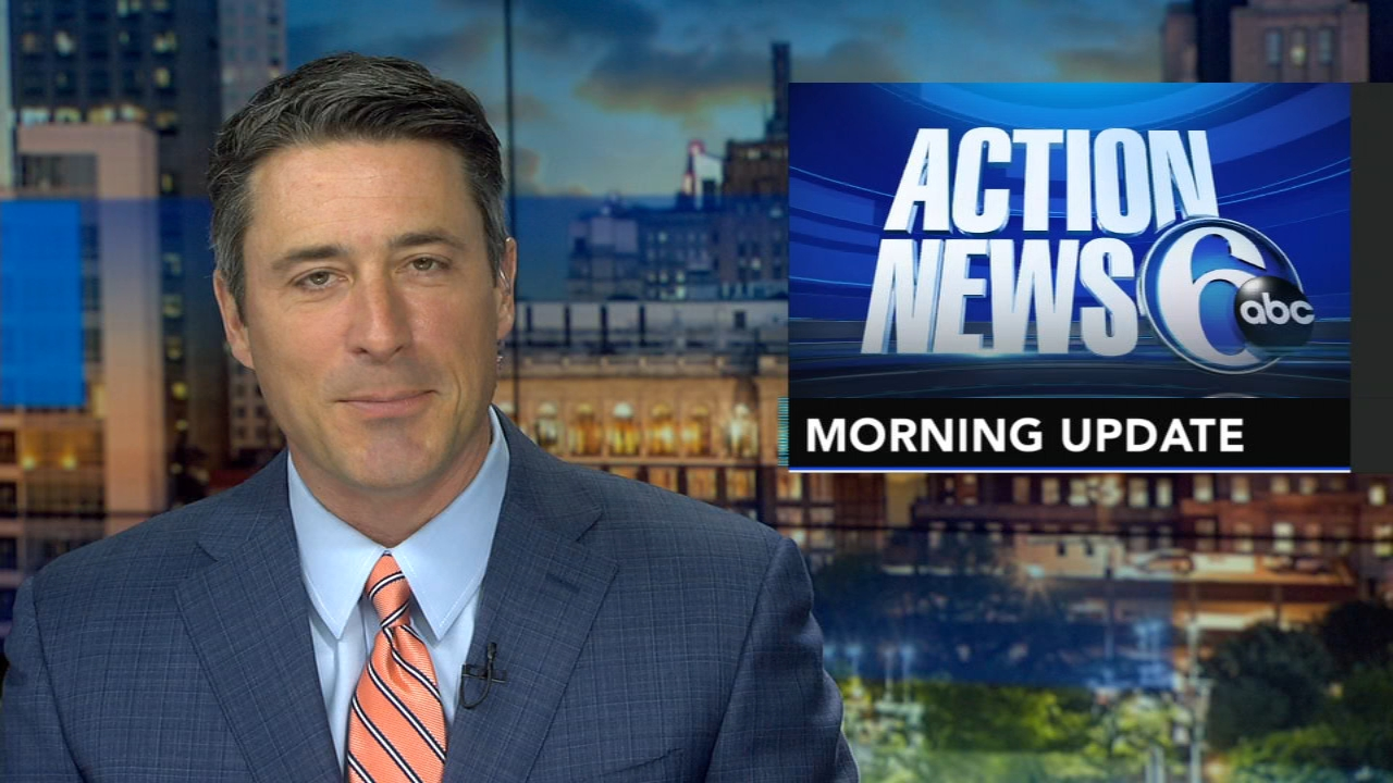 Matt ODonnell reports, and meteorologist David Murphy has the latest from AccuWeather, during the Action News Morning Update on January 3, 2019.