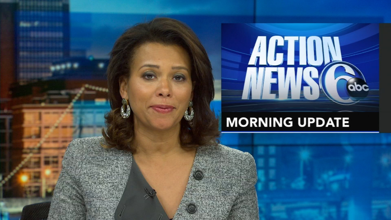 Tamala Edwards reports, and meteorologist David Murphy has the latest from AccuWeather, during the Action News Morning Update on January 4, 2019.