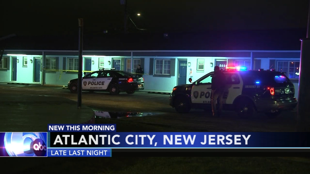 Man shot and killed inside Atlantic City motel. Gray Hall reports during Action News at 6 a.m. on January 5, 2019.