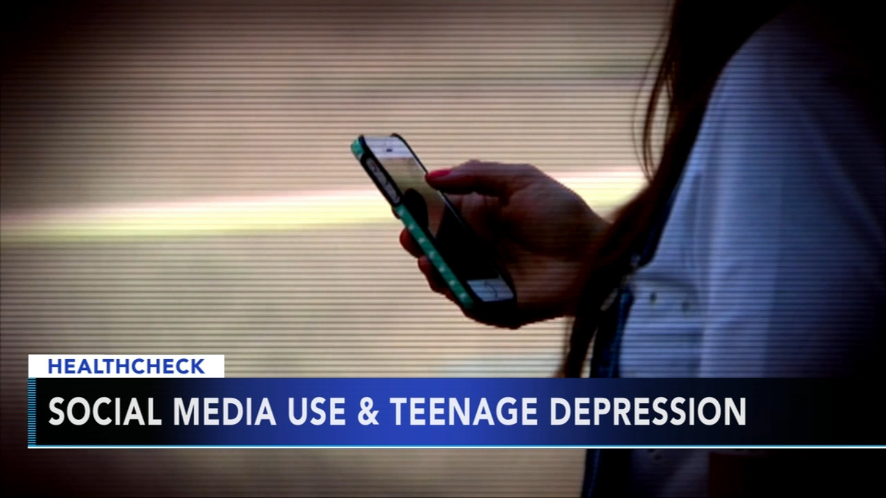 Social media linked to higher risk of depression in teen girls. Gray Hall reports during Action News at 9 a.m. on January 6, 2019.