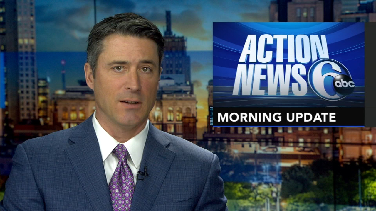 Matt ODonnell reports, and meteorologist David Murphy has the latest from AccuWeather, during the Action News Morning Update on January 7, 2019.
