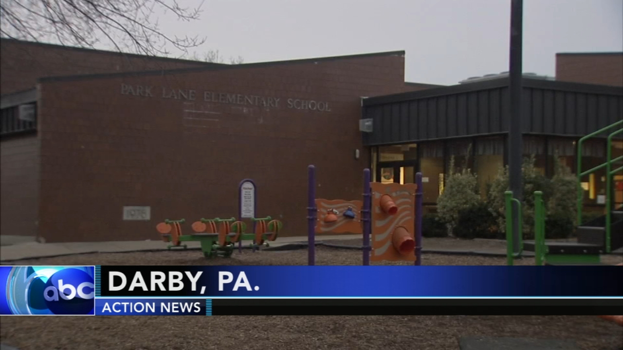 Parents, principal meet after man with gun let in Darby Twp. school. Alicia Vitarelli reports during Action News at 4pm on January 7, 2019.