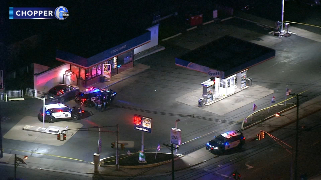 Employee shot during N.J. gas station robbery. Sarah Bloomquist reports during Action News at Noon on January 7, 2019.